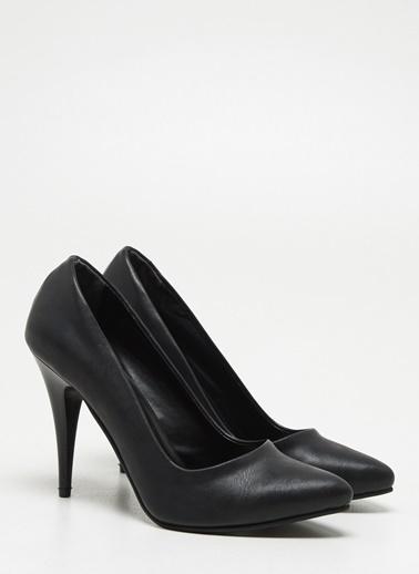 F By Fabrika F By Fabrika Luna Kadın Topuklu Ayakkabı Siyah